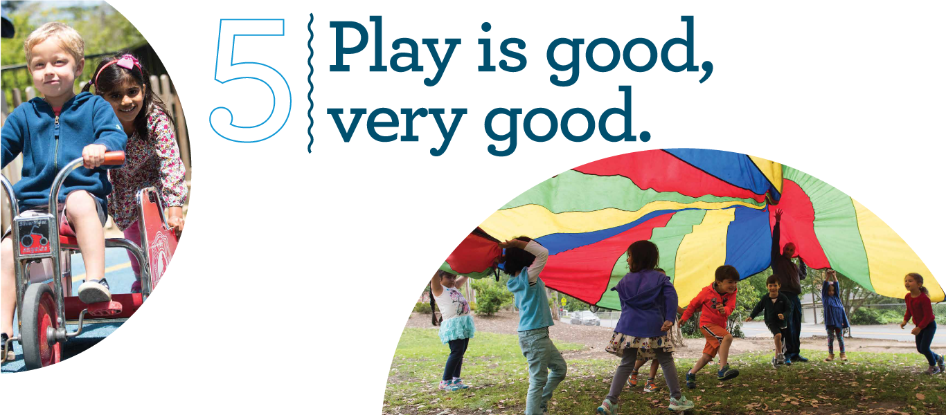 5. Play is good, very good.