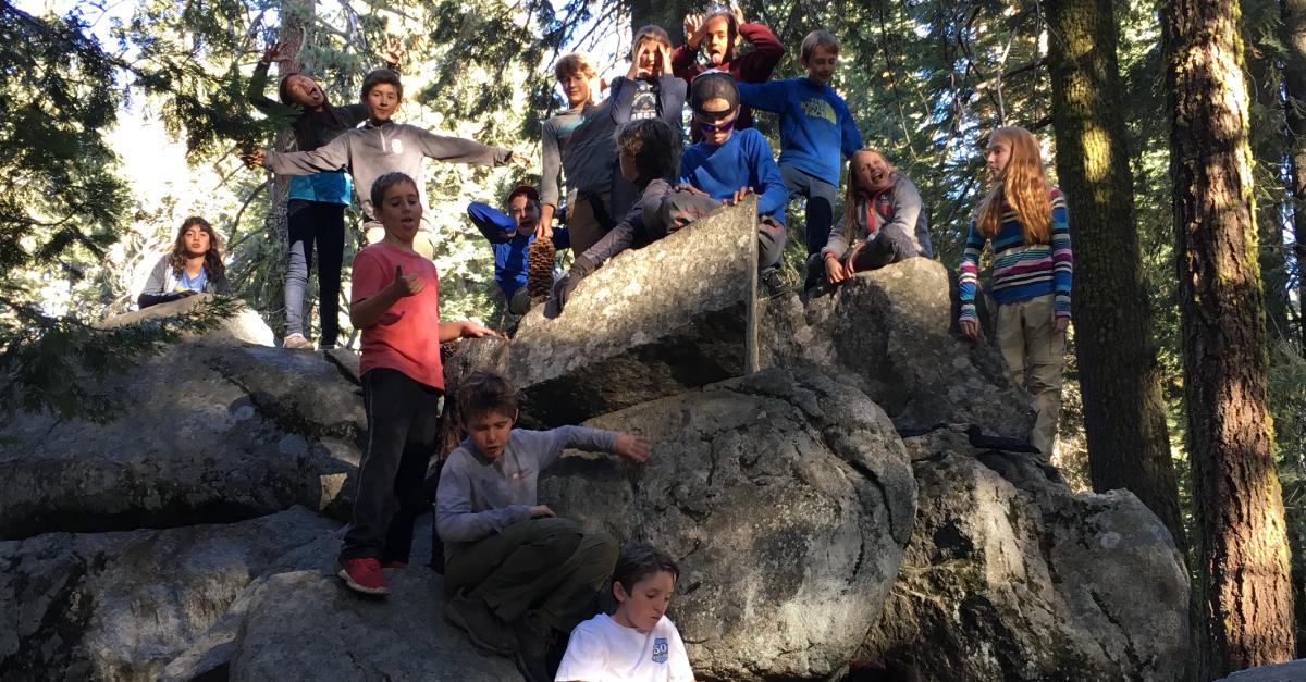 Field Trips And Outdoor Education Phillips Brooks School Menlo